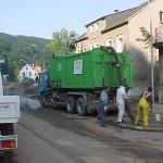 TVF Hochwasserhilfe